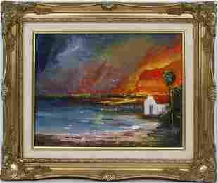CHARLES WHEELER FLORIDA HIGHWAYMEN FIRESKY