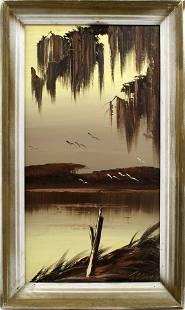 JAMES GIBSON FLORIDA HIGHWAYMEN SEPIATONE