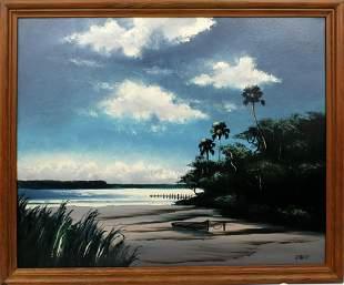LIVINGSTON ROBERTS FLORIDA HIGHWAYMEN RIVERFRONT
