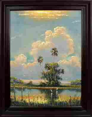 SAM NEWTON FLORIDA HIGHWAYMEN CLOUDY DAY