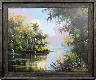 TRACY NEWTON ST LUCIE RIVER
