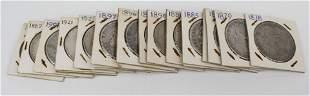 MORGAN SILVER DOLLAR COIN COLLECTION