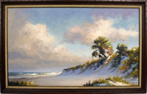 HAROLD NEWTON FLORIDA HIGHWAYMEN RIO MAR SCENE