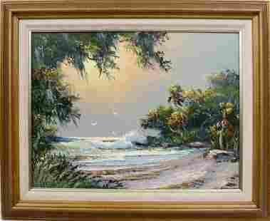 SAM NEWTON FLORIDA HIGHWAYMEN SECLUDED BEACH