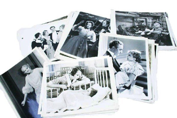 80+ VINTAGE HOLLYWOOD PRESS & ADVERSTISING PHOTOS