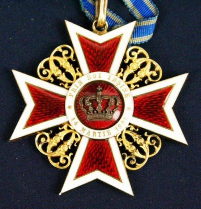 AUSTRIAN ORDER OF LEOPOLD KNIGHTS CROSS 1881
