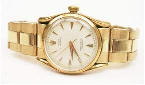 VINTAGE MENS ROLEX MENS OYSTER PERPETUAL WATCH