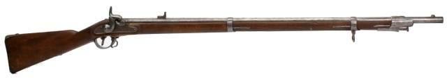 AUSTRIAN M 1854 LORENZ RIFLE .54 CAL
