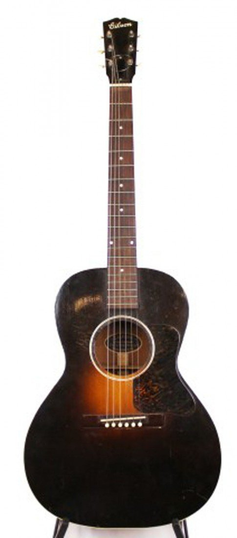 1933 GIBSON L-50 ACOUSTIC GUITAR