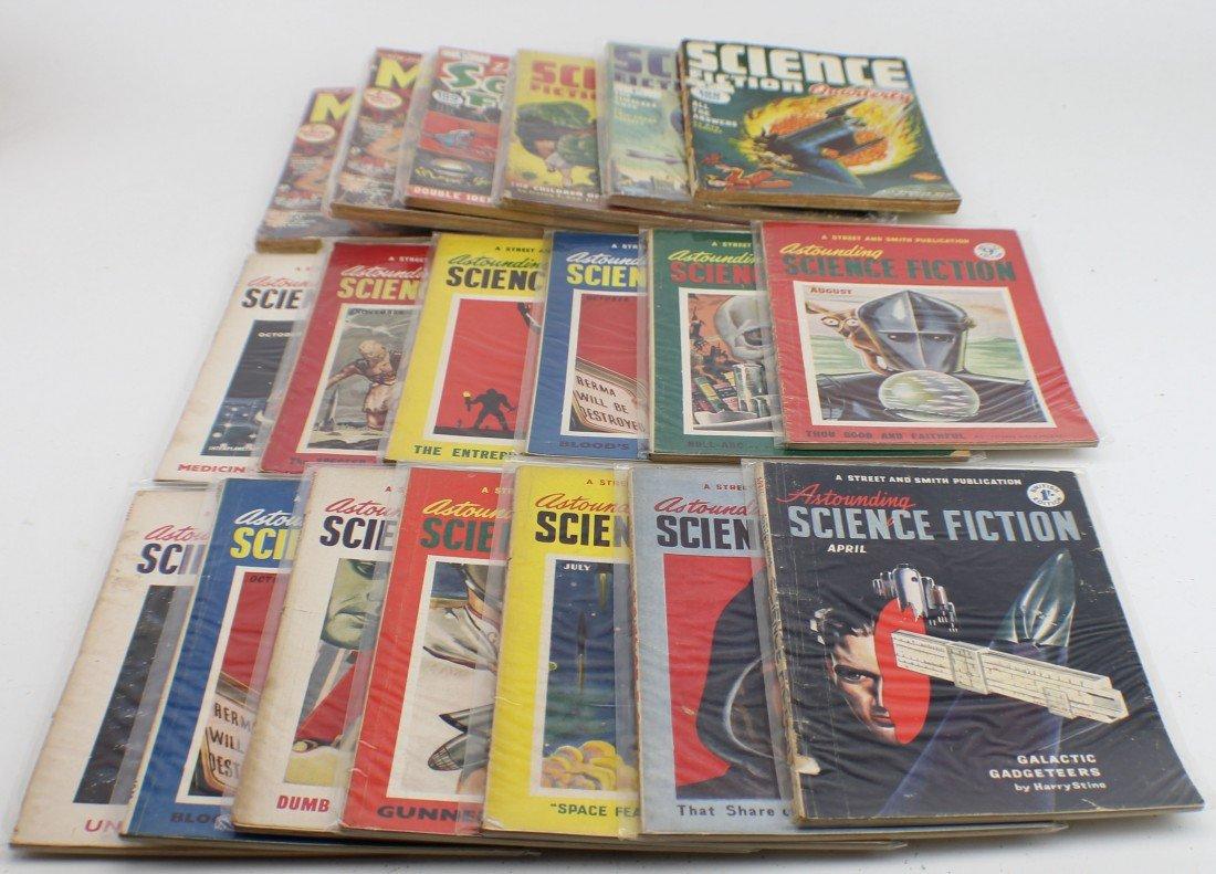 1950'S SUPER SCIENCE STORIES