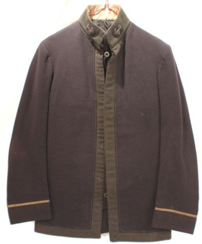 EARLY 20TH CENTURY US NAVY MIDSHIPMANS JACKET