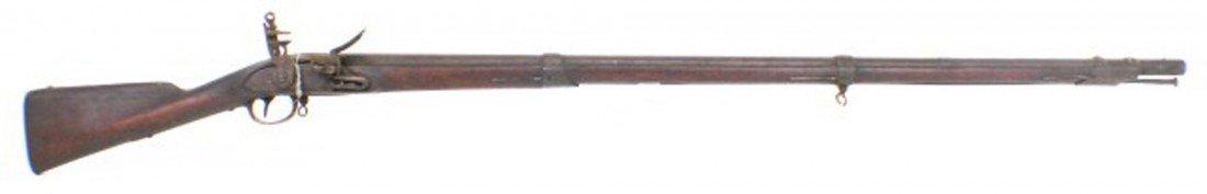1809 US ISSUED FLINTLOCK MUSKET