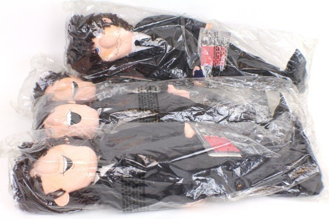 BEATLES FOREVER DOLLS BY APPLAUSE