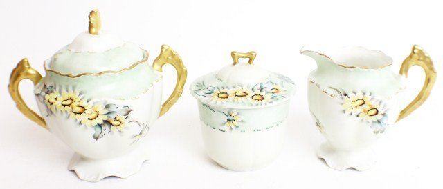 LIMOGES TEA SERVICE SET