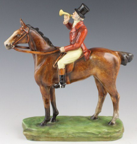ROYAL DOULTON FIGURE HN1408 THE HUNTSMAN