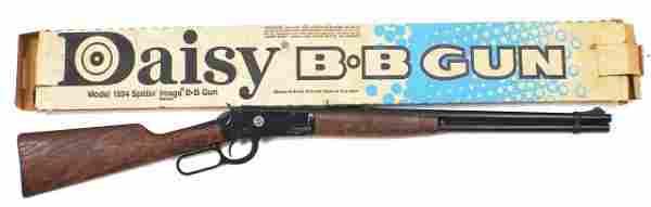 A VINTAGE DAISY MODEL 1894 BB GUN AIR RIFLE