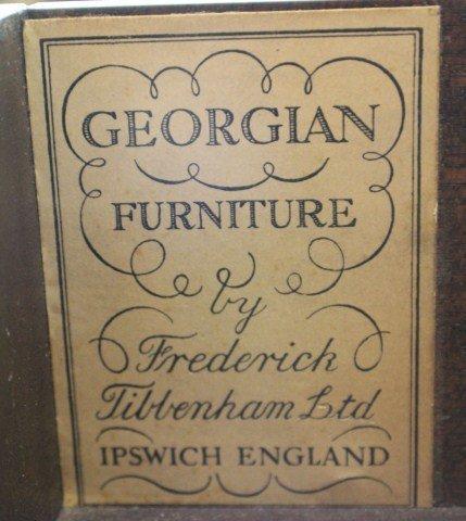 PAIR OF INLAID PEMBROKE TABLES TIBBENHAM IPSWICH - 5