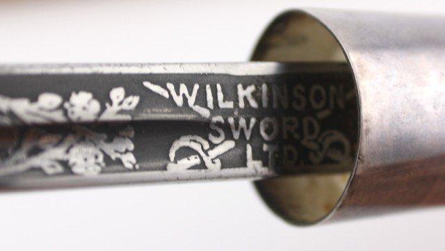WILKINSON SWORD LATE 19TH CENTURY GENTLEMANS CANE - 7