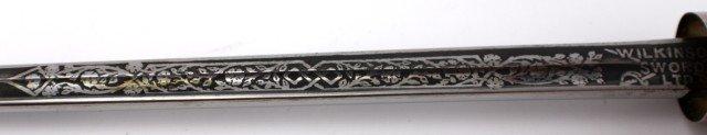 WILKINSON SWORD LATE 19TH CENTURY GENTLEMANS CANE - 8
