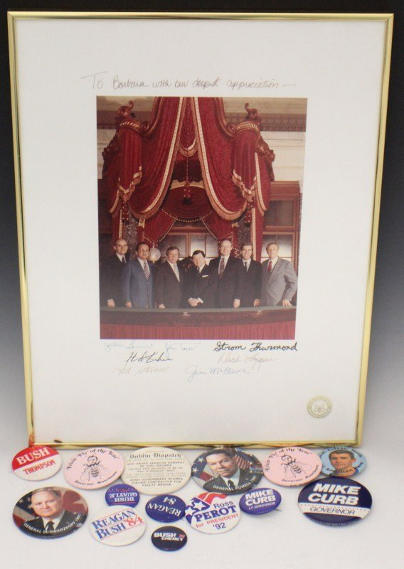 SIGNED REPUBLICAN INNER CIRCLE