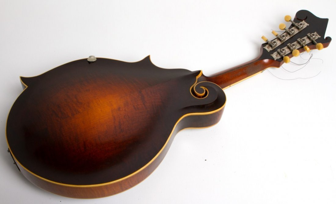 GIBSON MANDOLIN F4 #69416 1921 WITH CASE - 5