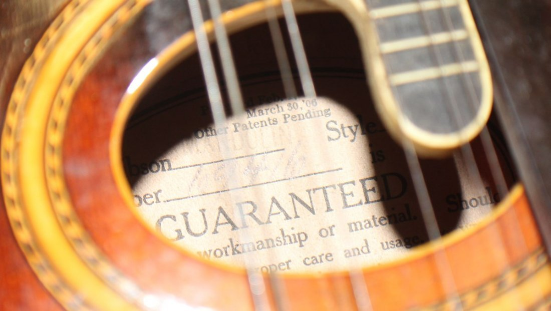 GIBSON MANDOLIN F4 #69416 1921 WITH CASE - 8