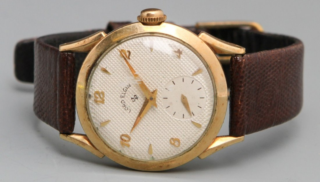 LORD ELGIN MANUAL WRISTWATCH