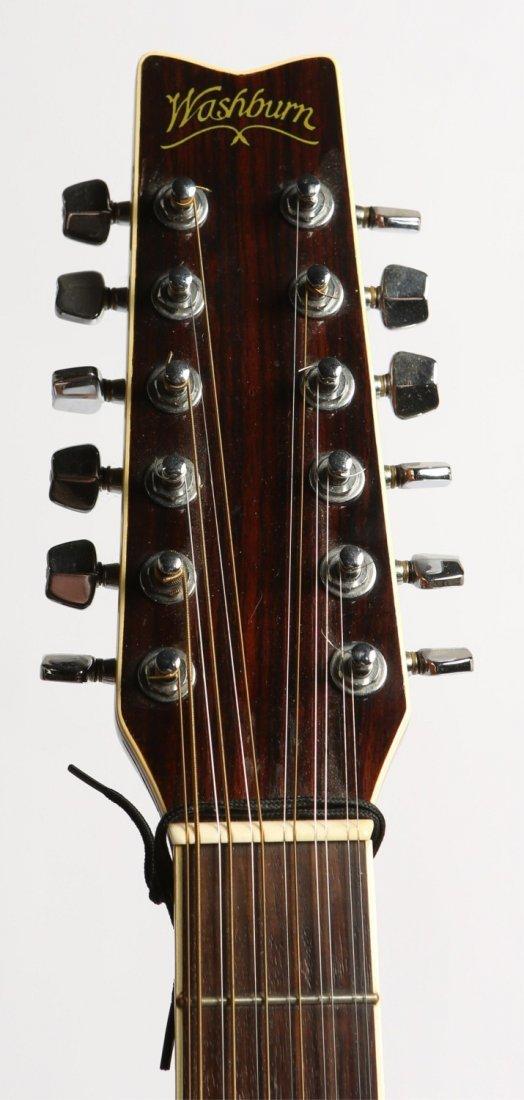 WASHBURN MONTEREY 12 STRING GUITAR - 3