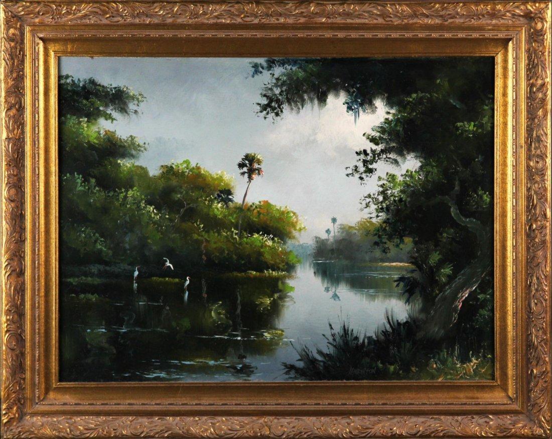 HAROLD NEWTON FLORIDA HIGHWAYMEN TOMOKA RIVER