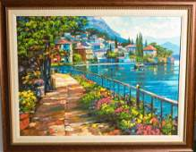 HOWARD BEHRENS GICLEE ON CANVAS LIMITED EDITION
