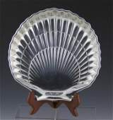 GORHAM STERLING SILVER SHELL FORM DISH #40617