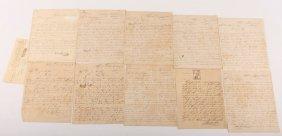 Cuban Slavery Document Letter Archive 1871-1872