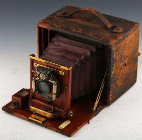 19th C. Rochester Optical Co. Premo Sr. Camera