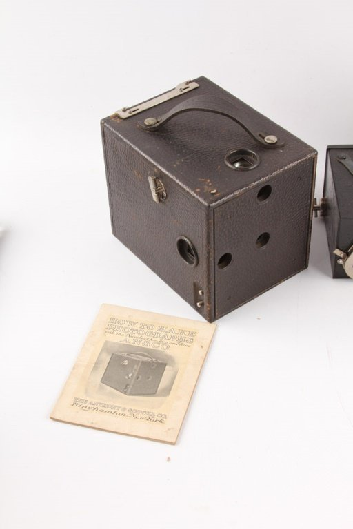 5 EARLY 20TH CENTURY CAMERAS - 4