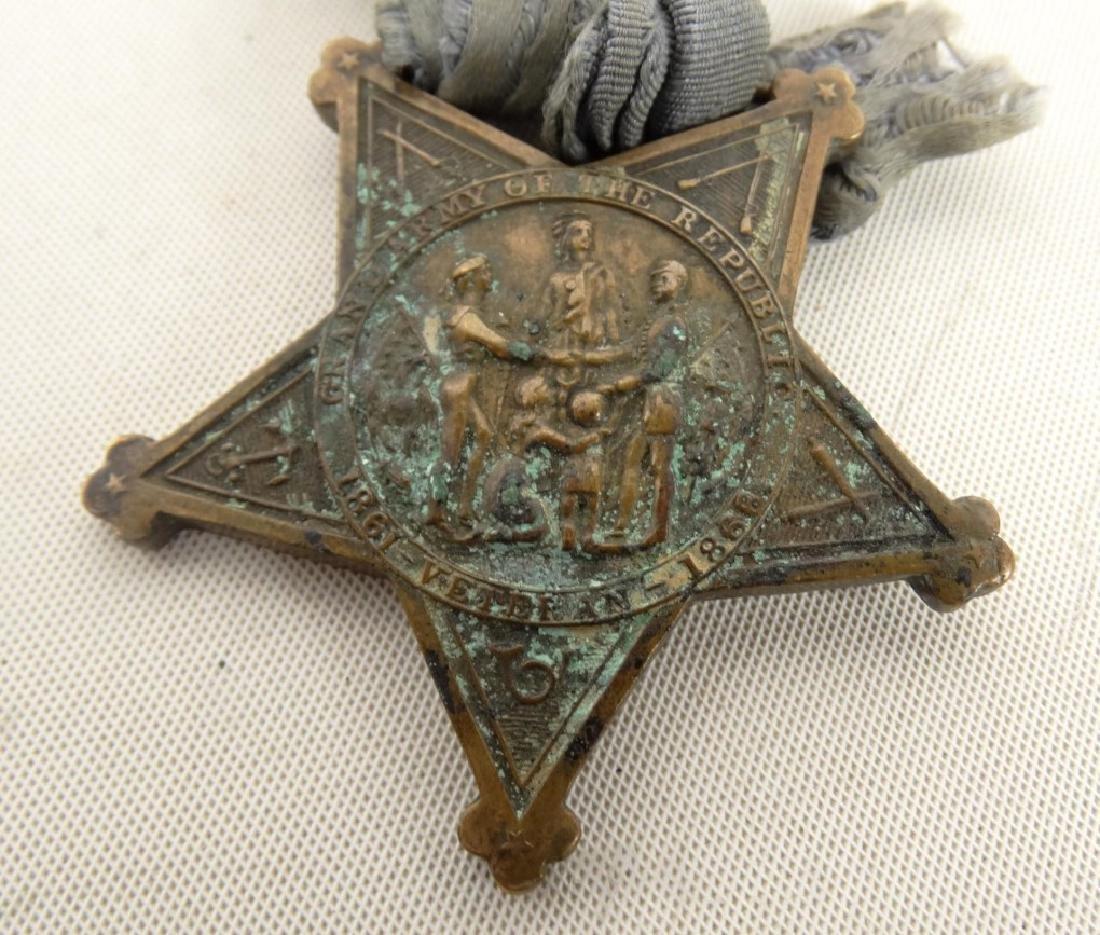 G. A. R. Military Medal - 3