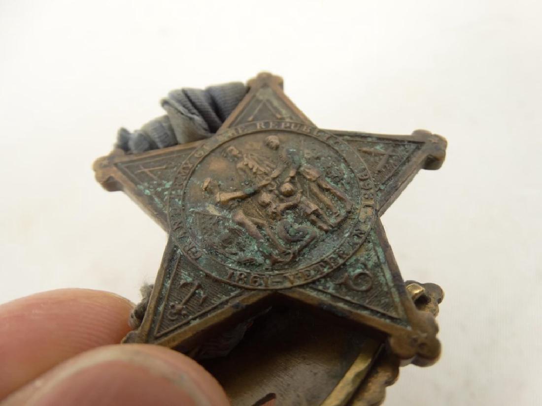 G. A. R. Military Medal - 5