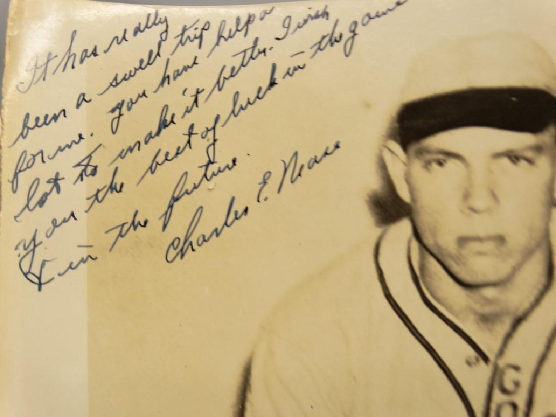 Autographed Baseball Photographs - 12