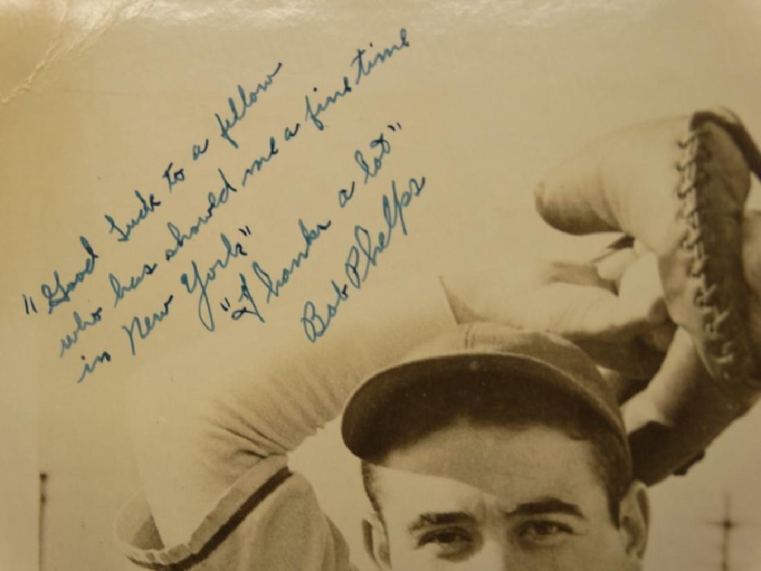 Autographed Baseball Photographs - 13