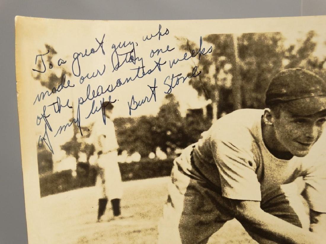 Autographed Baseball Photographs - 7