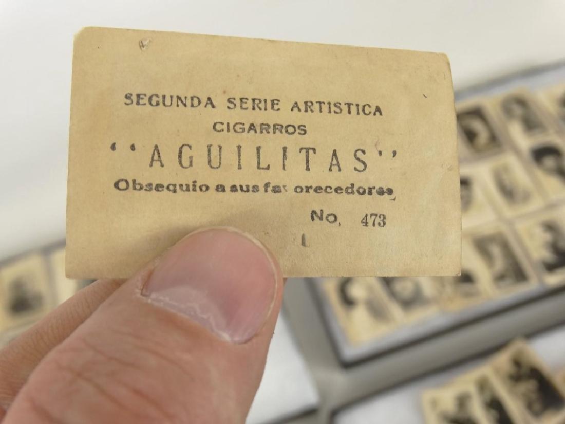 Cuban Havana Cigarette Cards - 14