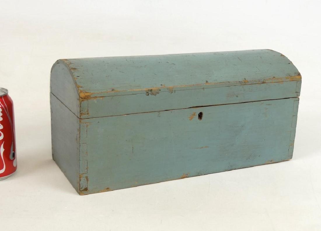 19th c. Dometop Box