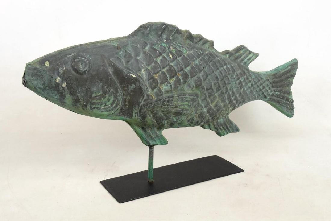 Cod Fish Weathervane - 2