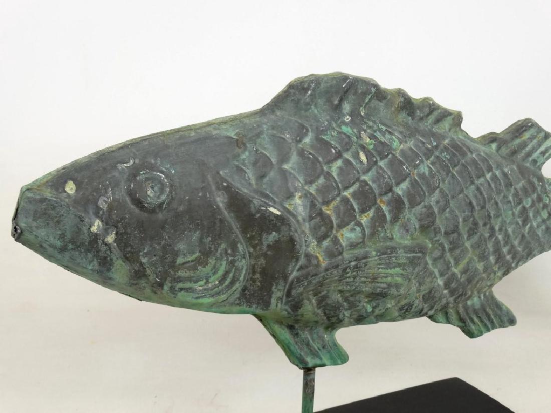 Cod Fish Weathervane - 3