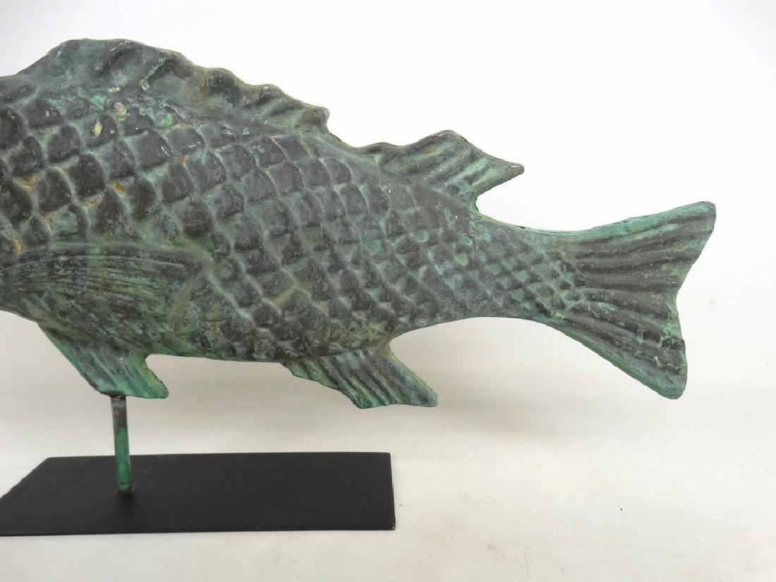 Cod Fish Weathervane - 4