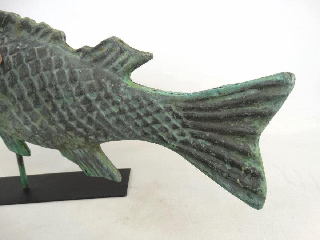 Cod Fish Weathervane - 5
