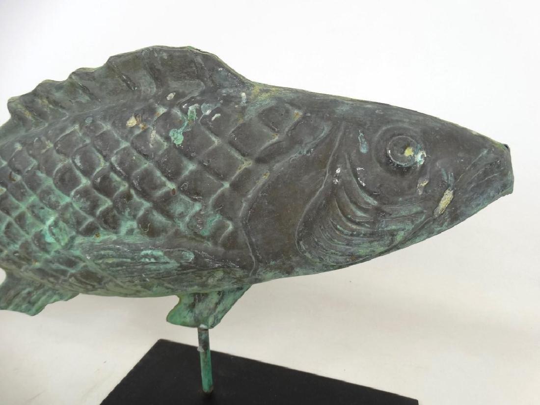 Cod Fish Weathervane - 6