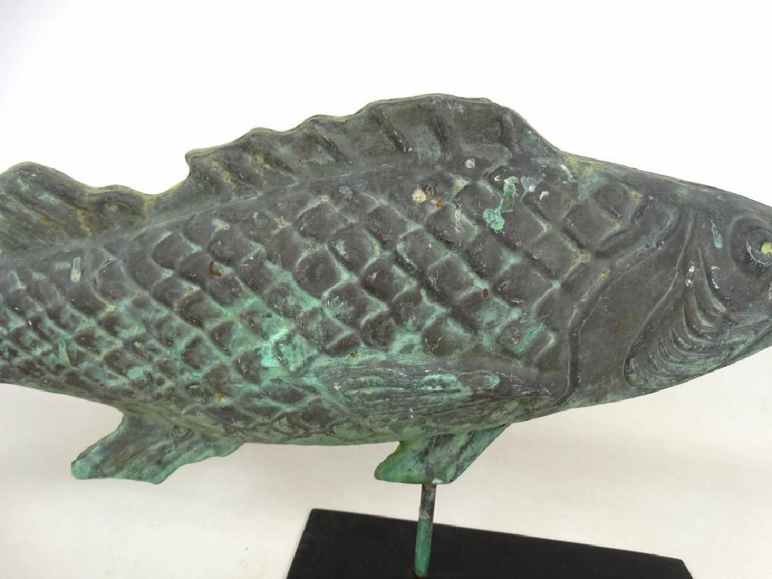 Cod Fish Weathervane - 7