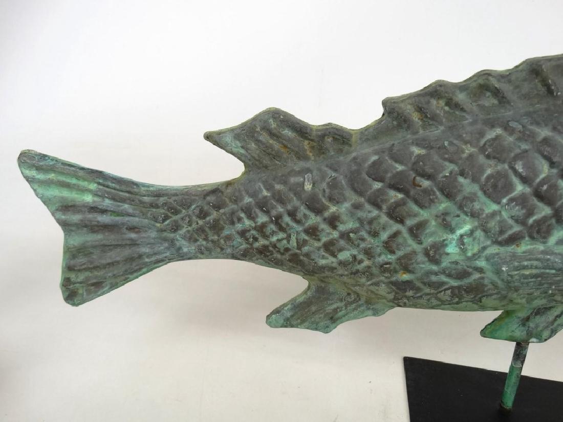 Cod Fish Weathervane - 8
