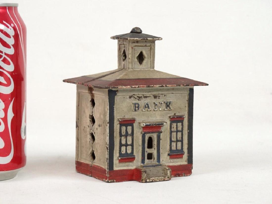 Cast Iron Cupola Bank
