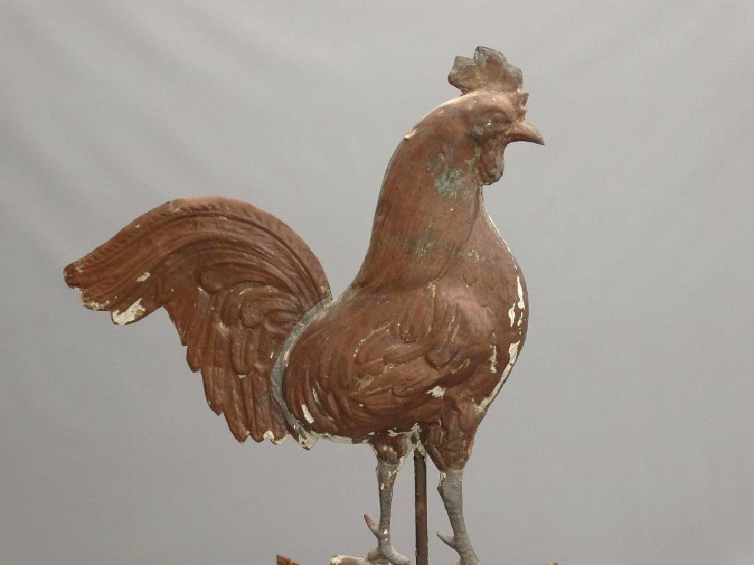 Rooster Weathervane - 3